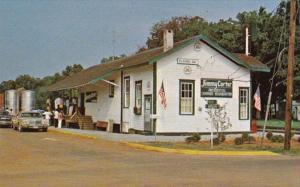 Georgia Plains Old Railroad Depot Carter's Headquarters