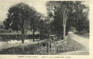 Green River Road Williamstown MA Unused