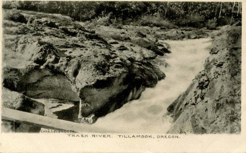 OR - Tillamook. Trask River