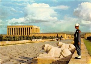 Turkey Anakara Aslanli yol'dan Anit Kabir Ataturk's Mausoleum