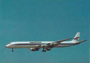 Spantax Douglas DC8 61