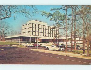 Unused Pre-1980 BUILDING SCENE Charlotte North Carolina NC H4809
