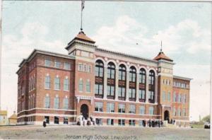Jordan High School Lewiston Maine 1909