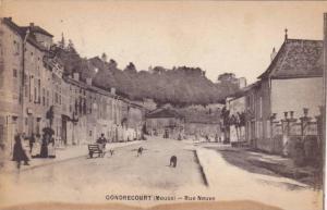 GONDRECOURT (Meuse), France,  00-10s ; Rue Neuve #2