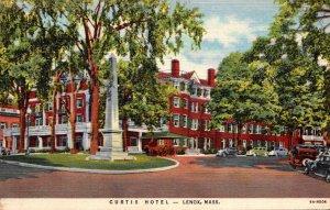 Massachusetts Lenox The Curtis Hotel Curteich