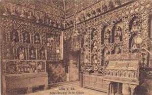 Schatzkammer in St. Ursula, Coln a. Rh., Leipzig, Saxony, Germany, 00-10s