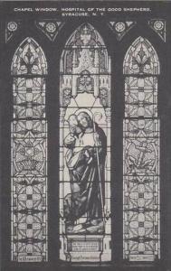 New York Syracuse Chapel Window Hospital Of The Good Shepherd