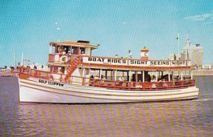Texas Corpus Christi The Gulf Clipper Excursion Boat
