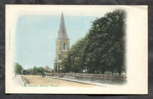 dc780 - BEXLEY HEATH London c1905-08 Old Steeple Postcard