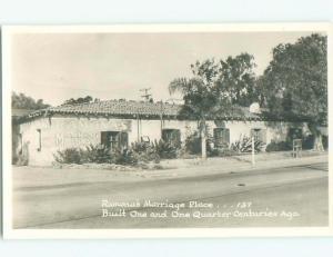 Pre-1950 rppc NICE VIEW San Diego California CA W0162