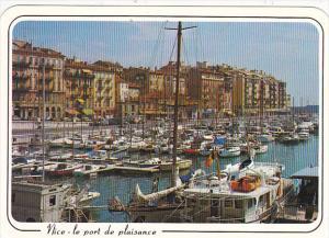 France Nice Le Port de Plaisance