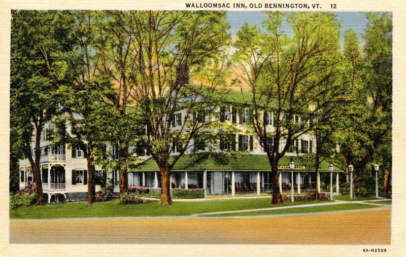 VT - Bennington. Walloomsac Inn