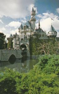 DISNEYLAND, California, 50-60s; Sleeping Beauty Castle, Gateway to Fantasy Land