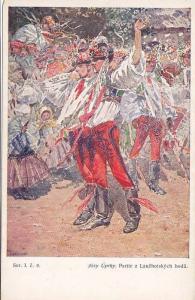 AS: Jozy Uprky, Partie z Lanzhotskych hodu, Dancers, 10-20s