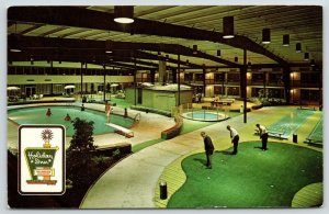 Collinsville IL~Miniature Golf~Swimming Pool~Holiday Inn~Rec Facility~1976
