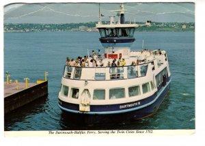 Dartmouth Halifax Ferry,  Nova Scotia