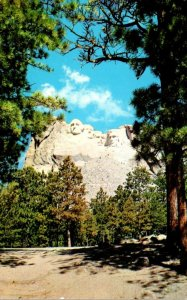 South Dakota Black Hills Mount Rushmore Memorial