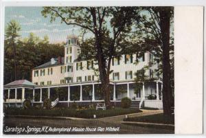 Redemptorist Mission House, G Mitchell, Sararoga Springs NY