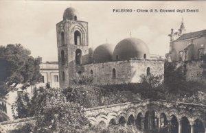 RP: PALERMO , Italy , 00-10s ; Chiesa di S. Giovanni degli Eremiti