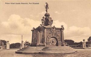 South Africa, Port Elizabeth, Prince Alfred Guards Memorial