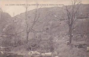 Vue generale, Quartier et Pont de la Begude, Ardeche, France, 00-10s