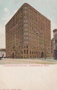 MINNEAPOLIS, Minnesota, 1901-07; Lumber Exchange Building
