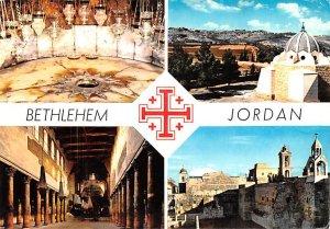 Jordan Bethlehem Postal Used Unknown, Missing Stamp
