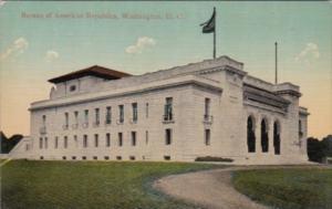 Washington D C Bureau Of American Republics