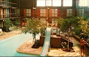 Pennsylvania Lancaster Treadway Resort Inn Inddor Skylight Pool