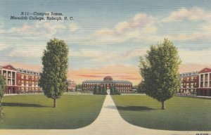 RALEIGH , NC , 30-40s ; Meredith College