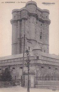 VINCENNES, Val de Marne, France, 1900-10s; Le Donjon