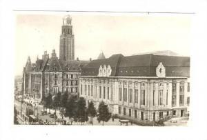 RP: Rotterdam , Netherlands , 30-50s ; Coollsingel Boulevard
