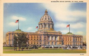 State Capitol  St. Paul,  MN