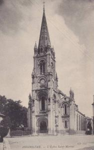 ANGOULEME, L'Eglise Saint-Michel, Charente, France, 00-10s