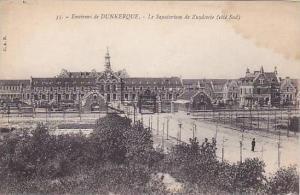 Environs de DUNKERQUE, Le Sanatorium de Zuydcoote (cote Sud), Nord, France, 0...