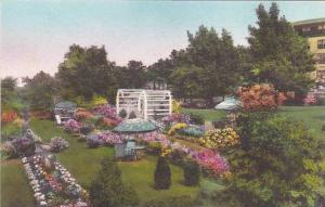Maine Ogunquit Terrace Garden And Garden Of the Pines The Lookout Albertype