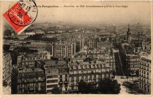 CPA PARIS 8e Panorama du VIII Arrondissement pris de la Tour Eiffel (390066)