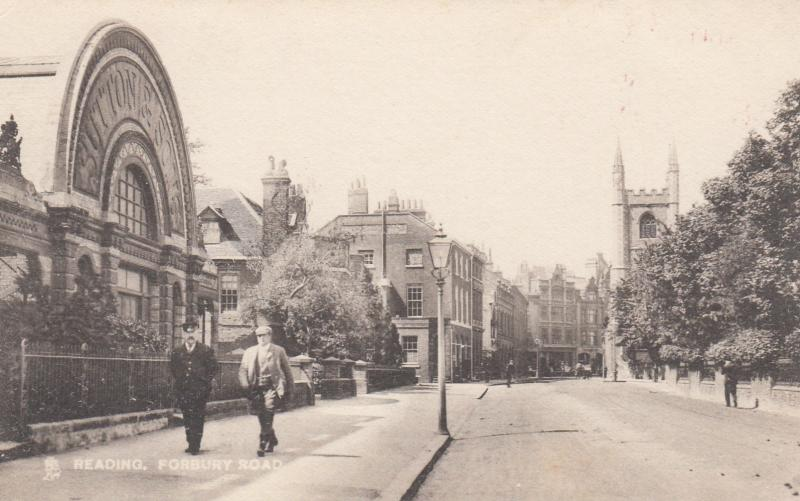 READING , England , 00-10s ; Forbury Road ; TUCK 2146