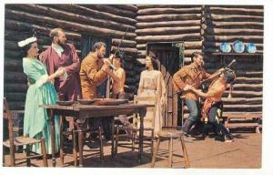 Kermit Hunter's,  Horn in the West , Daniel & Sevier Disarming 2 Cherokee Bra...
