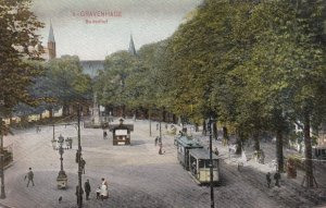 S'GRAVENHAGE, Netherlands, 1900-10s ; Buitanhof
