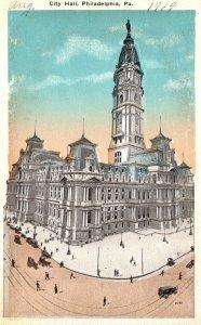 Pennsylvania Philadelphia City Hall