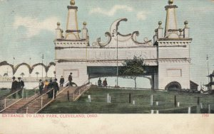 CLEVELAND , Ohio , 00-10s : Entrance to Luna Park