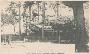 NOUMEA , New Caledonia , 1930s ; The Town Hall