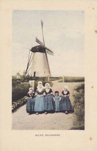 Wind Mill, Molen , Biggekerke , Netherlands, 00-10s