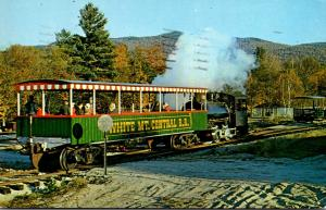 New Hampshire White Mountain Central Raiulroad 1962