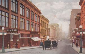 ST PAUL , Minnesota, PU-1916 ; East 6th Street