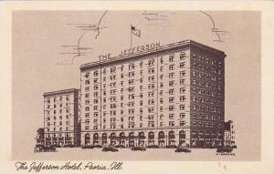 Illinois Peoria The Jeffferson Hotel