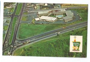 Charlottesville VA Holiday Inn Motel Hwy 250 & 29 Aerial