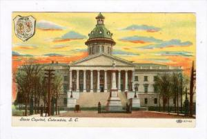 Monument, State Capitol, Columbia, South Carolina, 1900-1910s