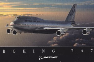 Boeing 747 Jet Airplane